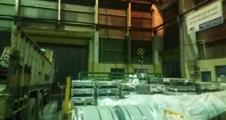 Raw Material Receiving